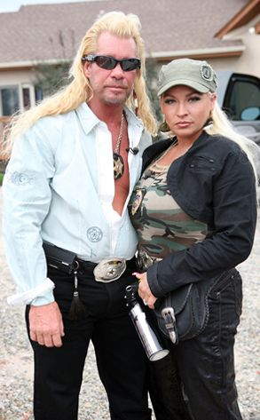 Dog u0026 Beth Chapman halloween costume idea  sc 1 st  Pinterest & Dog u0026 Beth Chapman halloween costume idea | Happy Fall Yau0027ll | Pinterest
