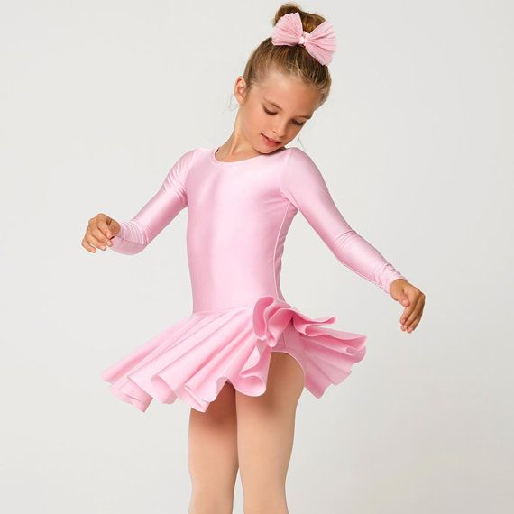 Girls Leotard Pattern Pdf Leotard Sewing Pattern Dance Leotard