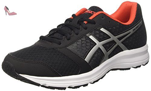asics baskets chaussure running patriot 8 femme