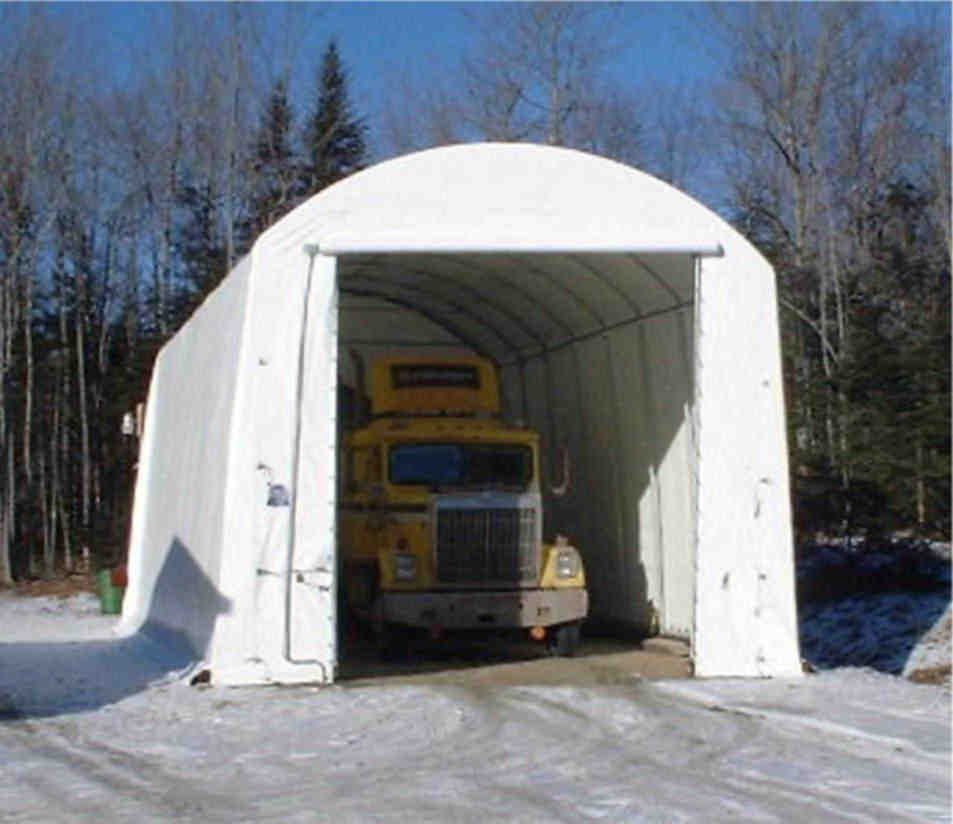also portable garages for heavy trucks | Portable garage ...