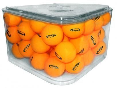 Kit de Bolas para Tênis de Mesa 36 Peças - Klopf 35081 com as melhores condições você encontra no Magazine 233435antonio. Confira!