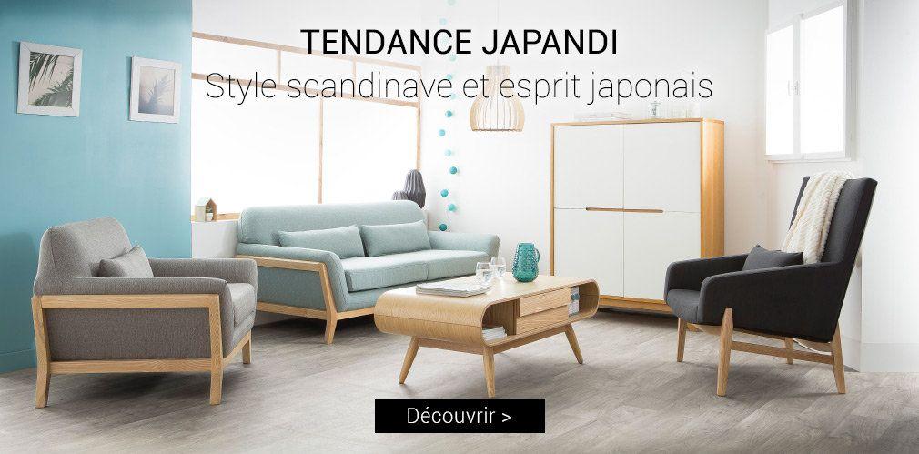 La tendance Japandi (style scandinave et esprit japonais) Déco