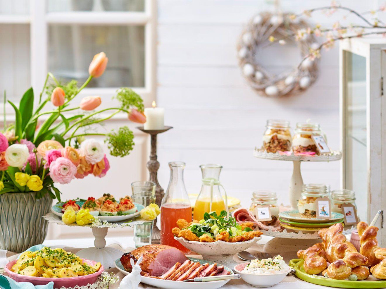 Zu Ostern gibt es zahlreiche Leckereien! Mit unseren Rezepten für vier Drei-Gänge-Ostermenüs zauberst du jedem deiner Liebsten ein Lächeln ins Gesicht.Das Osterfest muss gefeiert werden! Wie wäre es …