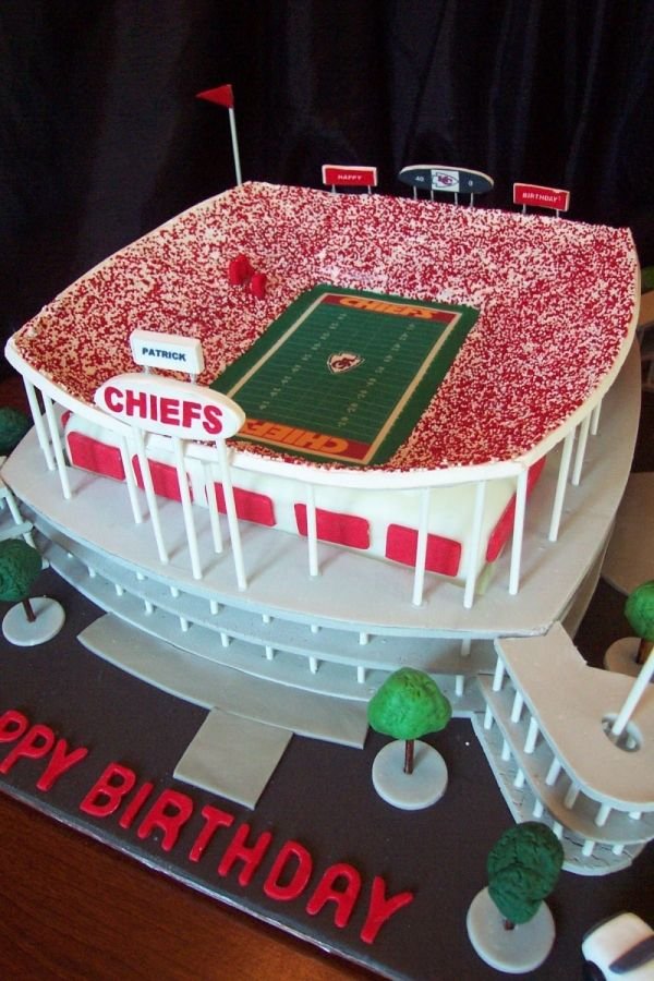 Yeah Ill take one Arrowhead Football Stadium in Kansas City