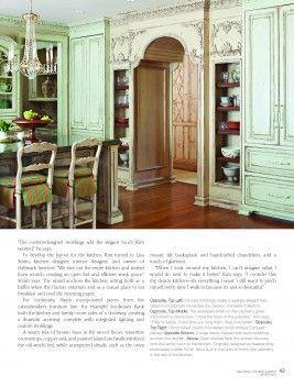 Beautiful Kitchens and Baths Magazine Habersham Feature Page ...