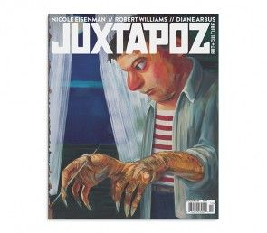 NEW ISSUE JUXTAPOZ OCTOBER 2016 #189 PRINT ARRIVED 7.9.16