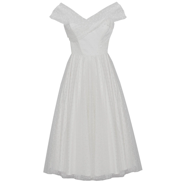 Wedding Dress via Lena Hoschek | Wedding | Hochzeit | Pinterest