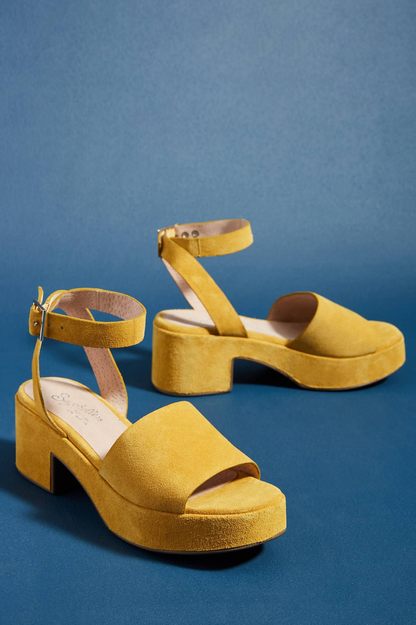 c151ec57520 Seychelles Calming Influence Platform Sandals