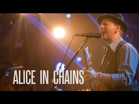 Alice In Chains No Excuses Guitar Center Sessions On Directv