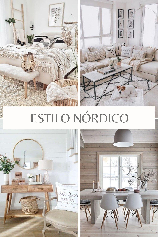 Estilo Nordico Escandinavo