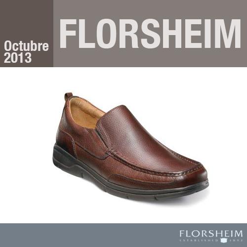 "Calzado ""Ellsworth"" slip-ons de Florsheim #Menswear #menstyle #shoes #fashion #guatemala"
