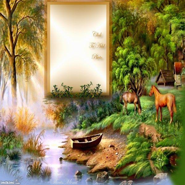 Landscape Landscape Photo Frame Gallery Foto Frame