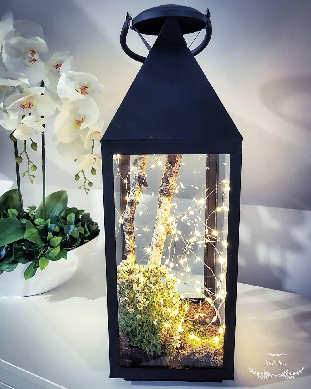 Decorations Garden In Jar Homedecor Dekoracje Lampki Lampion
