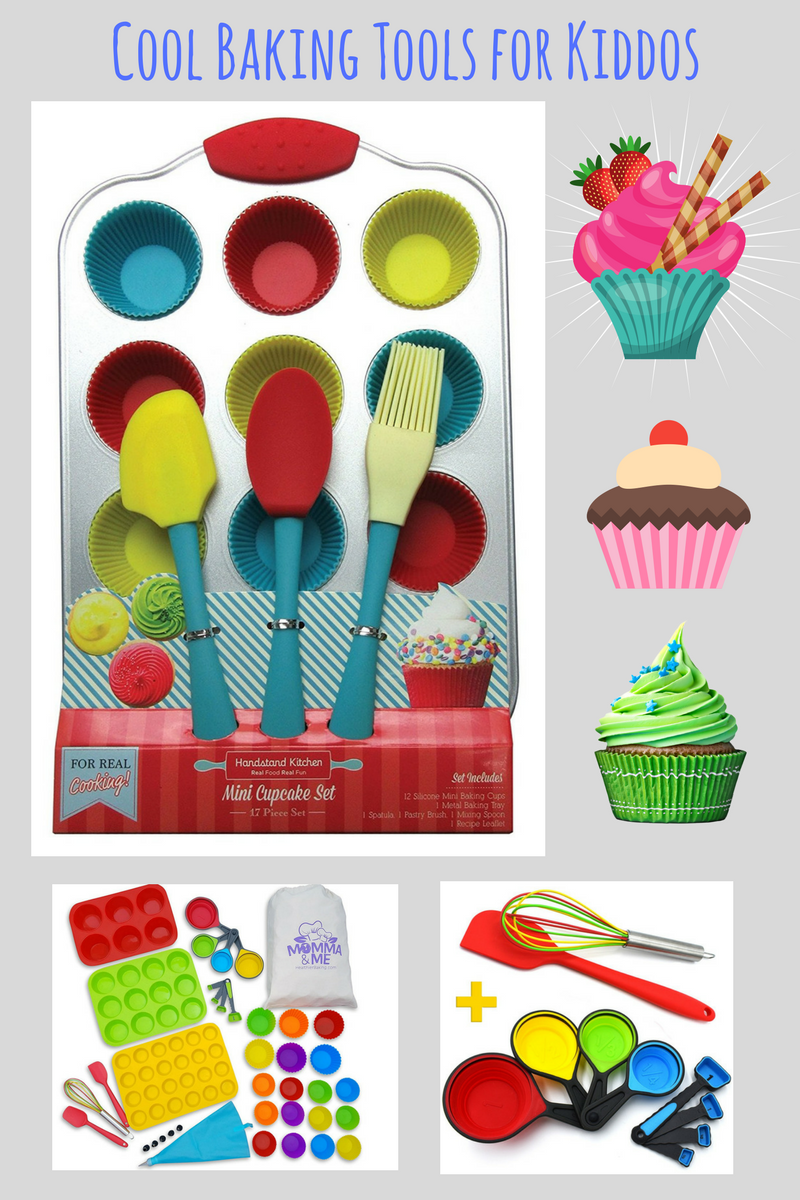Super Cool Tools To Teach Kiddos To Bake And To Cook Bright Rich