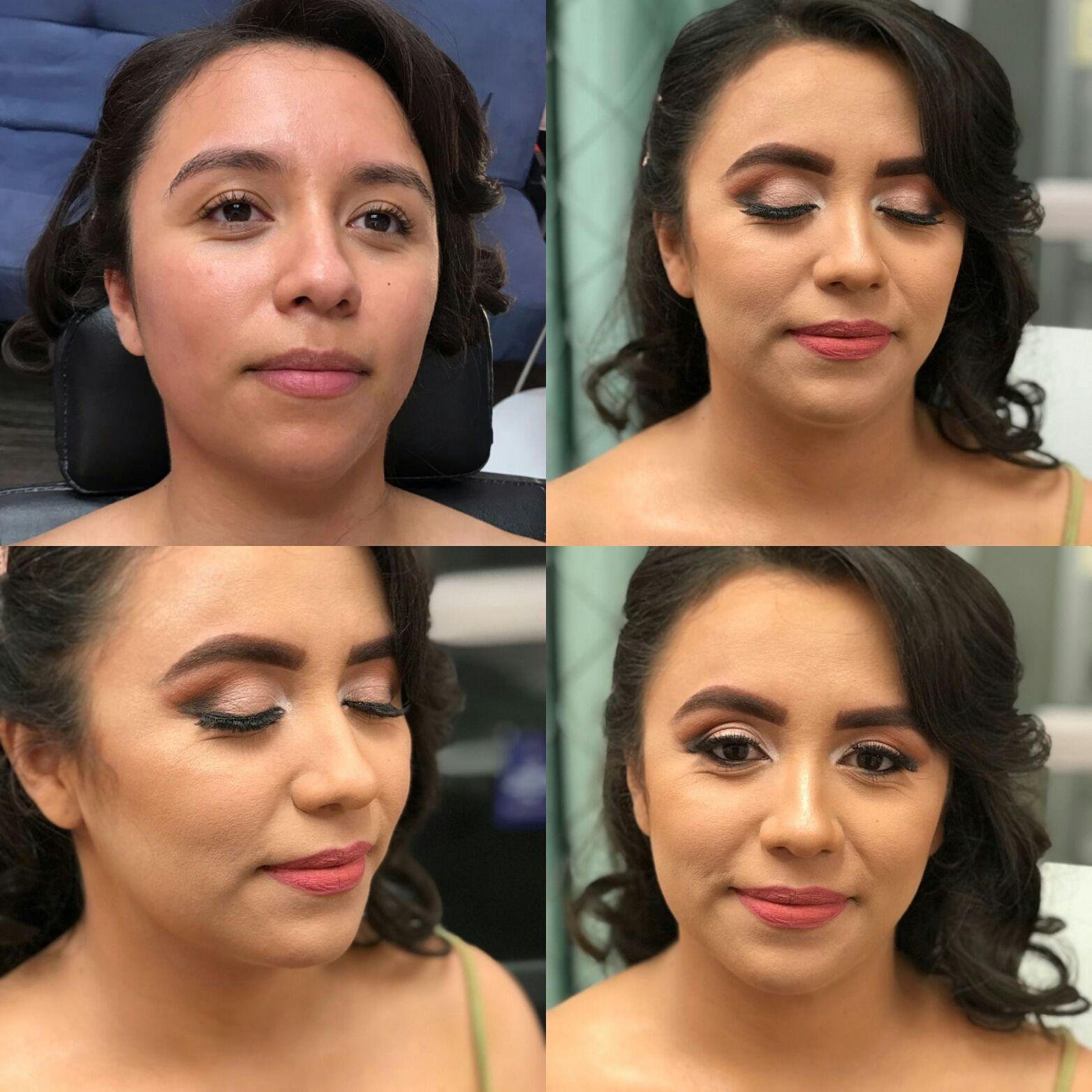 Makeup Services  Threading Henna Tattoo Henna Tinting Makeup For