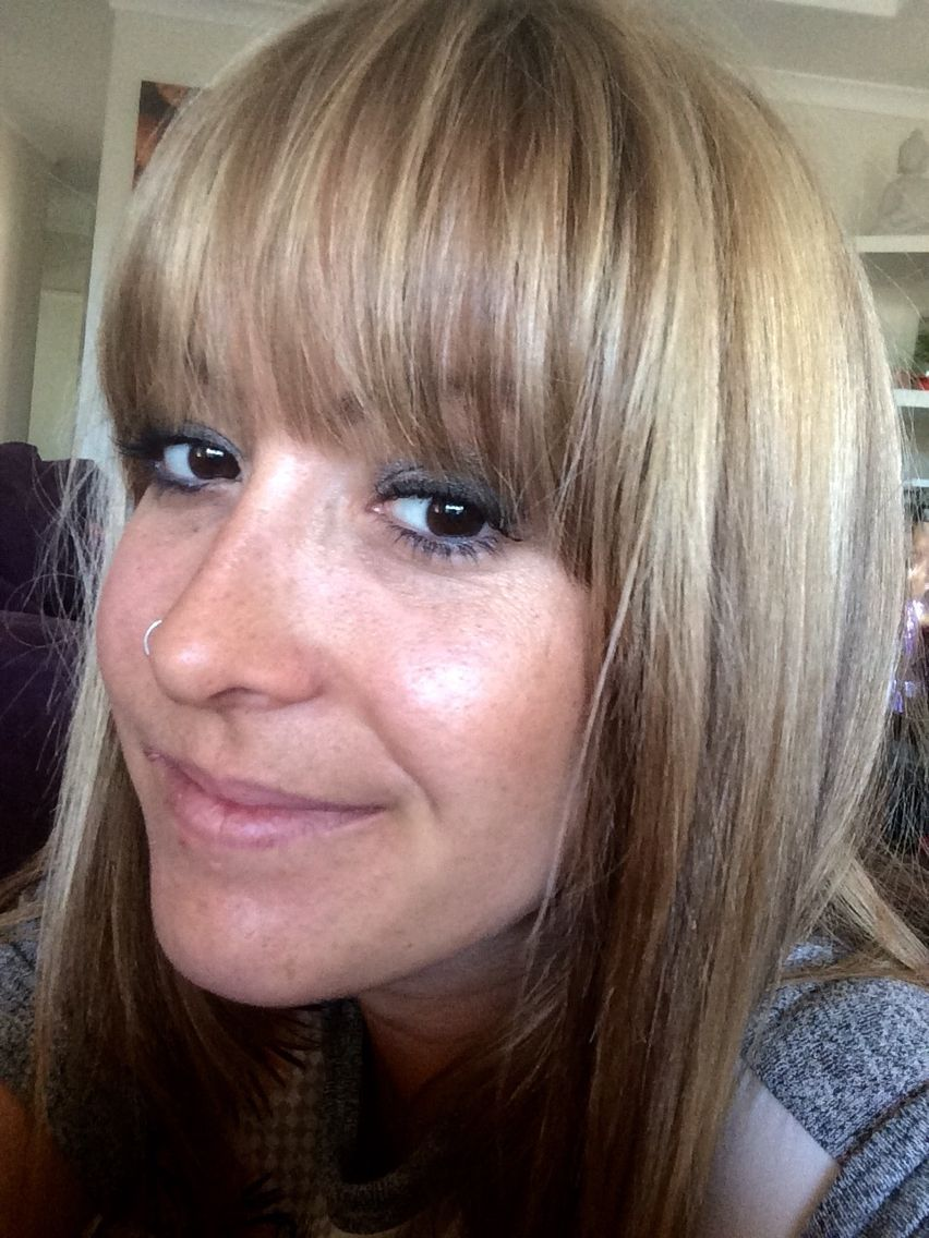 bangs or fringes, what ever you call it! great to hide