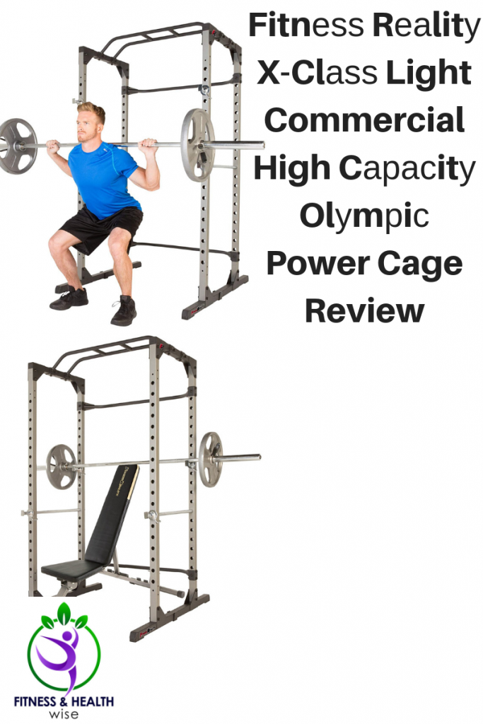 Fitneѕѕ Realitu X Claѕѕ Light Commercial High Carasitu Olumris Power Cage Review Homegym Homegymbodybuilding Homegymg Weight Benches Fitness Home Gym Garage