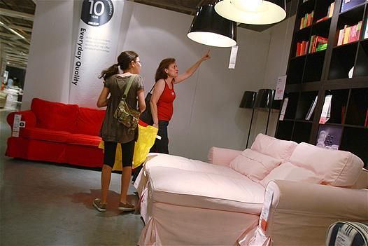 Take The Plunge: Discount Furniture Stores Over The Past Decade, Discount Furniture  Stores Like IKEA Have Become The Staple For Budget Shoppers.