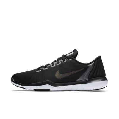 Find the Nike Flex Supreme TR 5 Metallic Women's Training Shoe at Nike.com.
