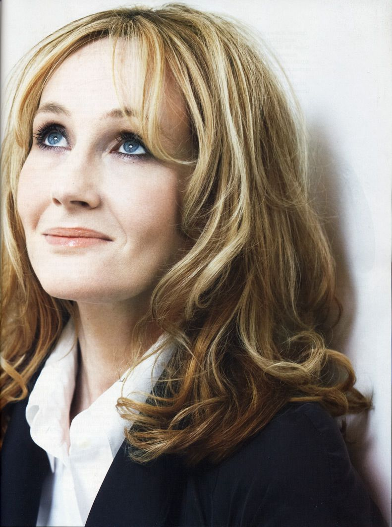 foto Harry potters birth makes jk rowling cry