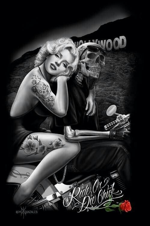 Shes dating the gangster pics of marilyn