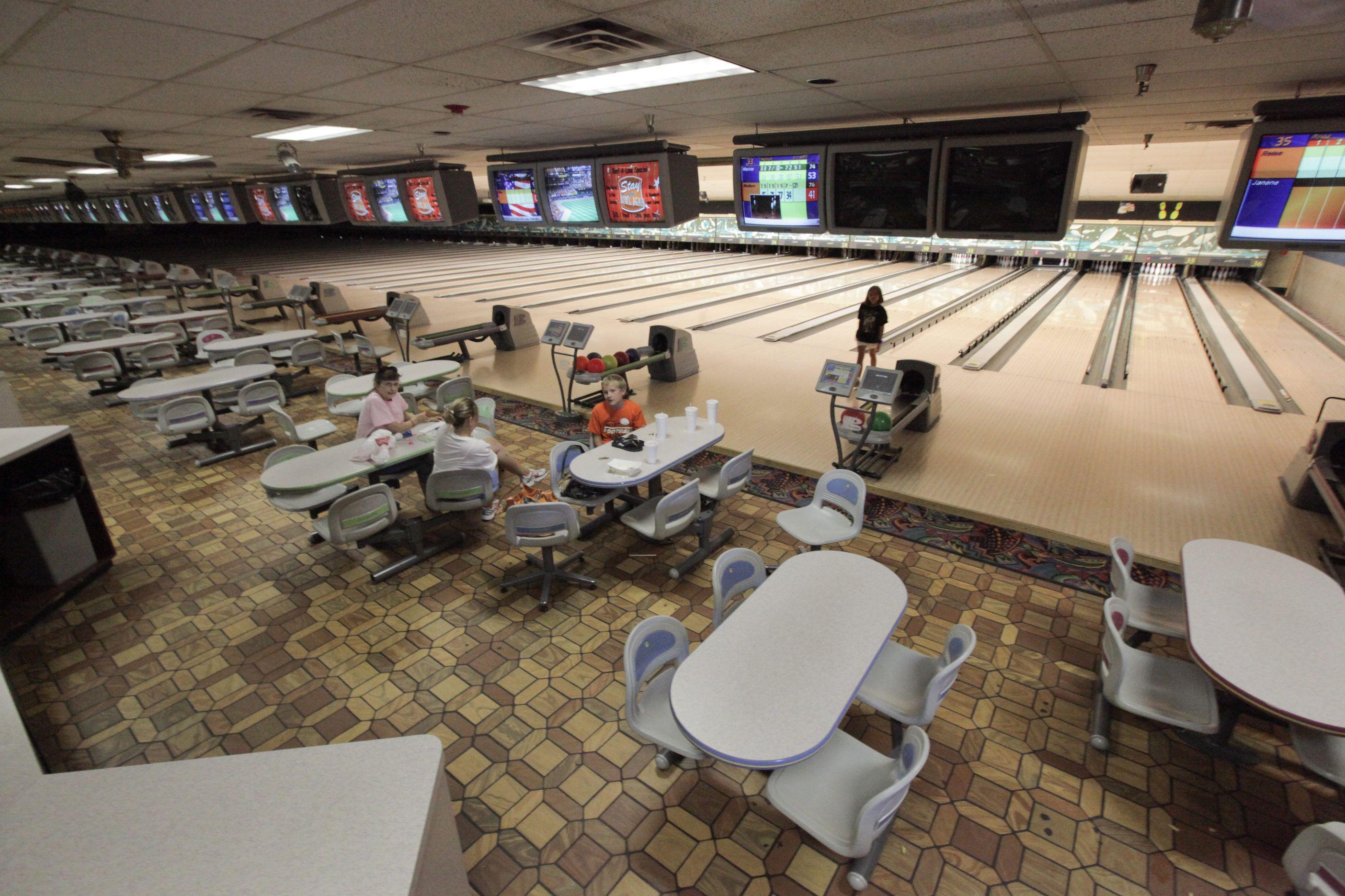 The Big Apple Family Fun Center in Kearney, Nebraska has