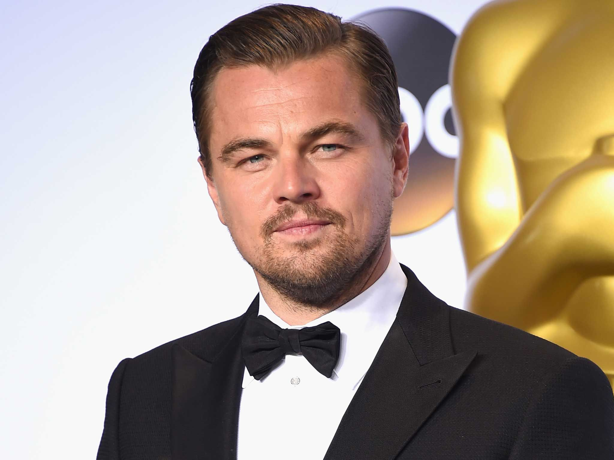 Oscar-winner Leonardo DiCaprio flew an additional 8,000 miles from France to New York and back to accept an award on climate change. The actor suffered a massive blow on his carbon footprint when he took one jet from the Cannes Film Festival to New York City to attend the green awards ceremony, before hopping on board a second jet for a fund-raising event back in Cannes the following evening.