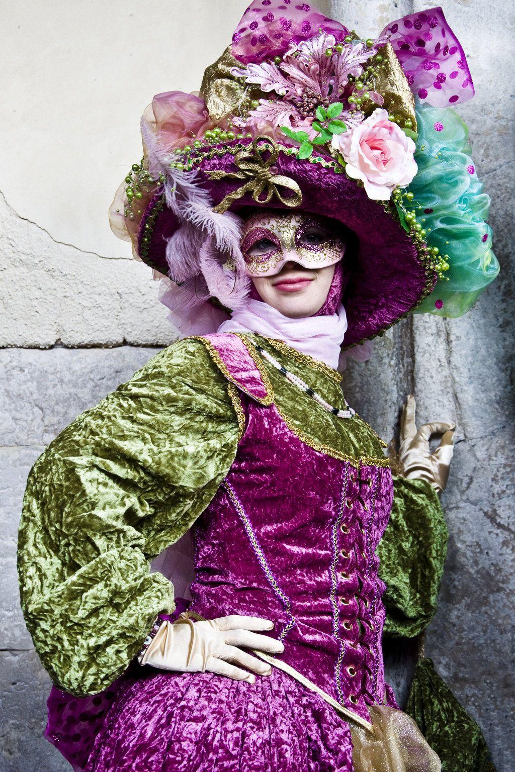 Venice Carnival 18 by LogLady.deviantart.com on @DeviantArt