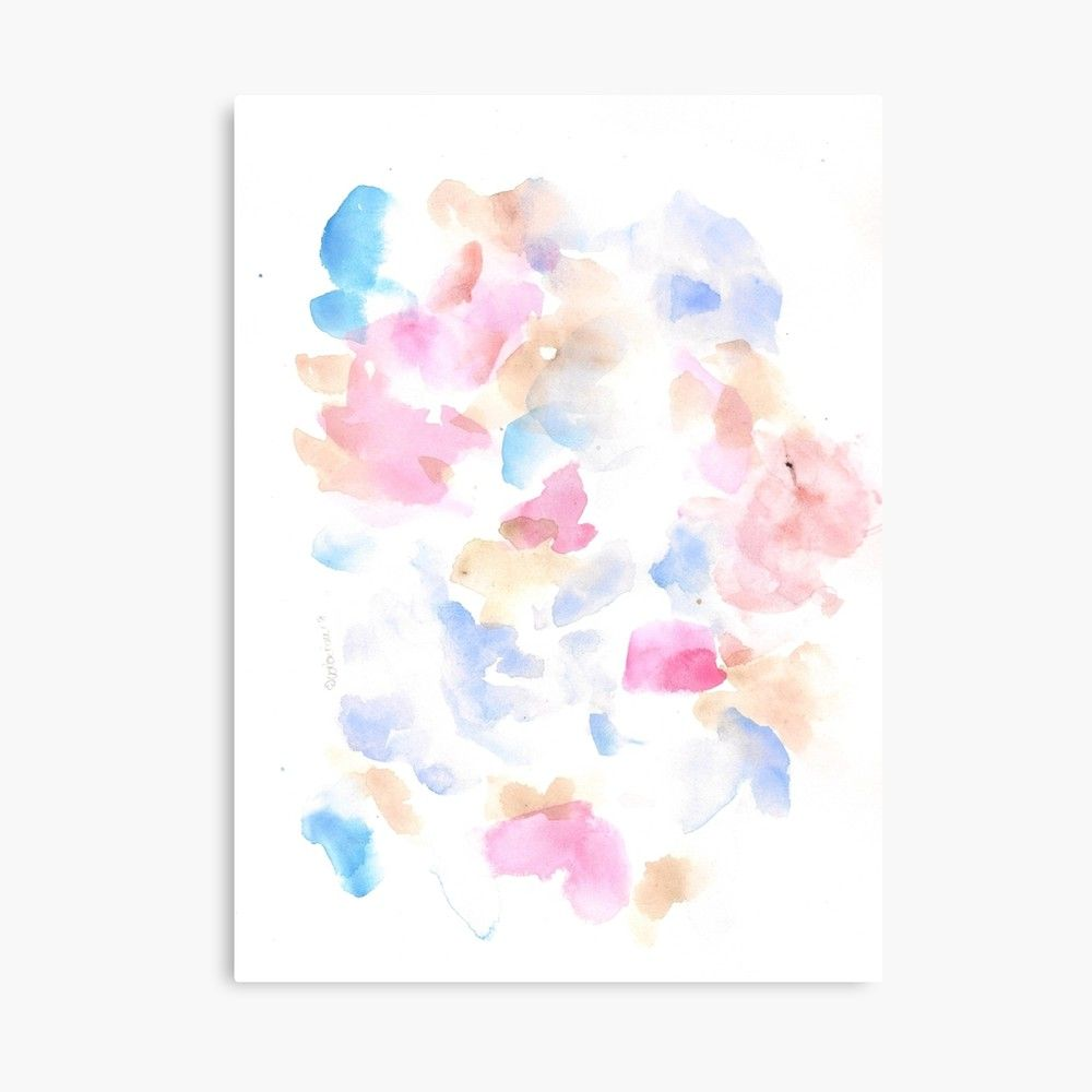 170322 Spring Watercolour 14 Watercolour Abstract Art Prints