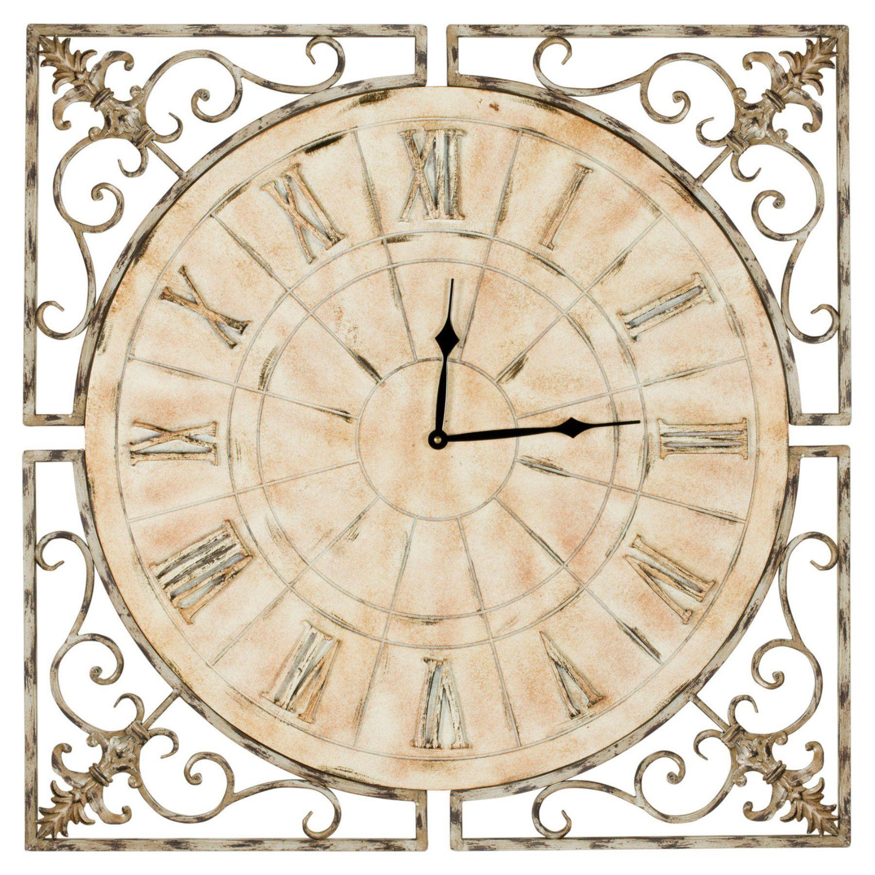 Kathleen Clock  27W X 27H In  Amh4068A