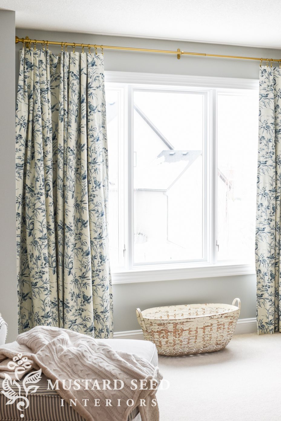 Master bedroom curtains for the home shabby - Blackout curtains for master bedroom ...