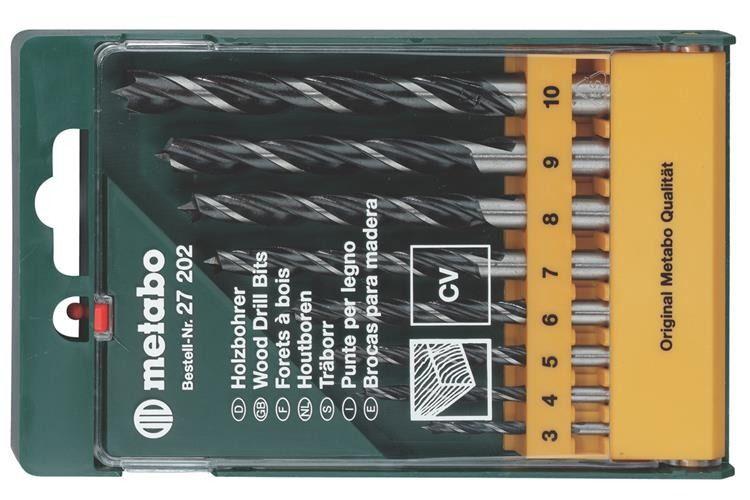 Metabo Kaseta Z Wiertlami Do Drewna 627202000 7312218456 Oficjalne Archiwum Allegro Drill Electronic Components Wood
