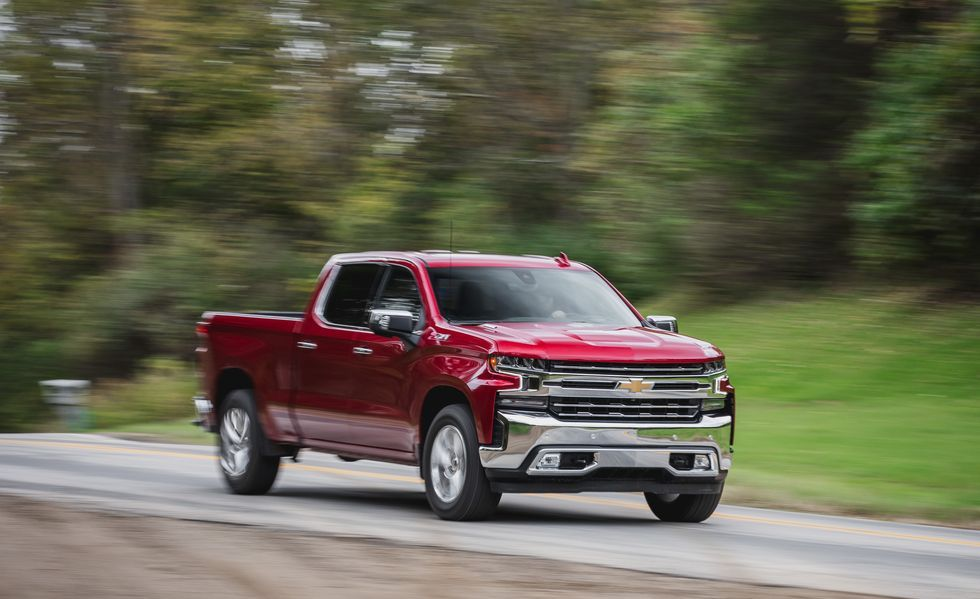 2020 Chevy Silverado 1500 3 0l Duramax Is Smoother Than It Is Capable With Images Silverado 1500 Toyota Racing Development Silverado