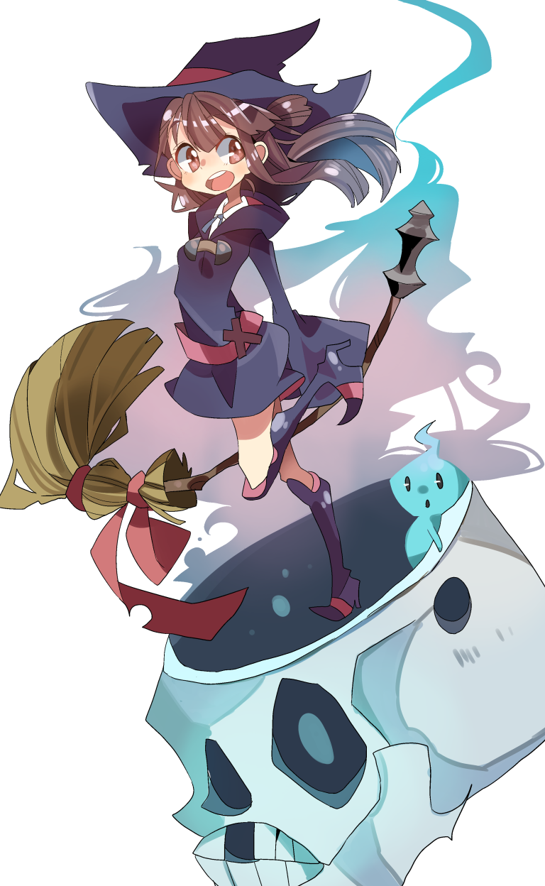 little witch academia art Google Search Anime witch