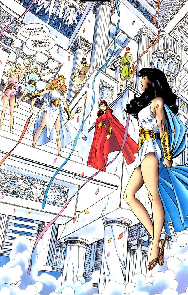 John Byrne Wonder Woman Pesquisa Google Wonder Woman Comic