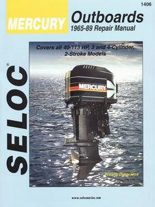 mercury mariner outboards 45 115 hp seloc marine tune up manuals 230 rh pinterest com 1996 Mariner 115 Outboard mariner 115 hp outboard manual free download