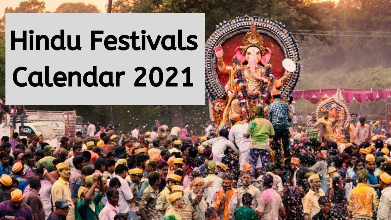 Hindu Festivals Calendar 2021   Hindu Calendar 2021 Festivals