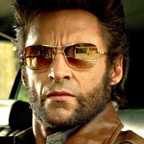 wolverine beard style facial hair hugh jackman and beard styles. Black Bedroom Furniture Sets. Home Design Ideas