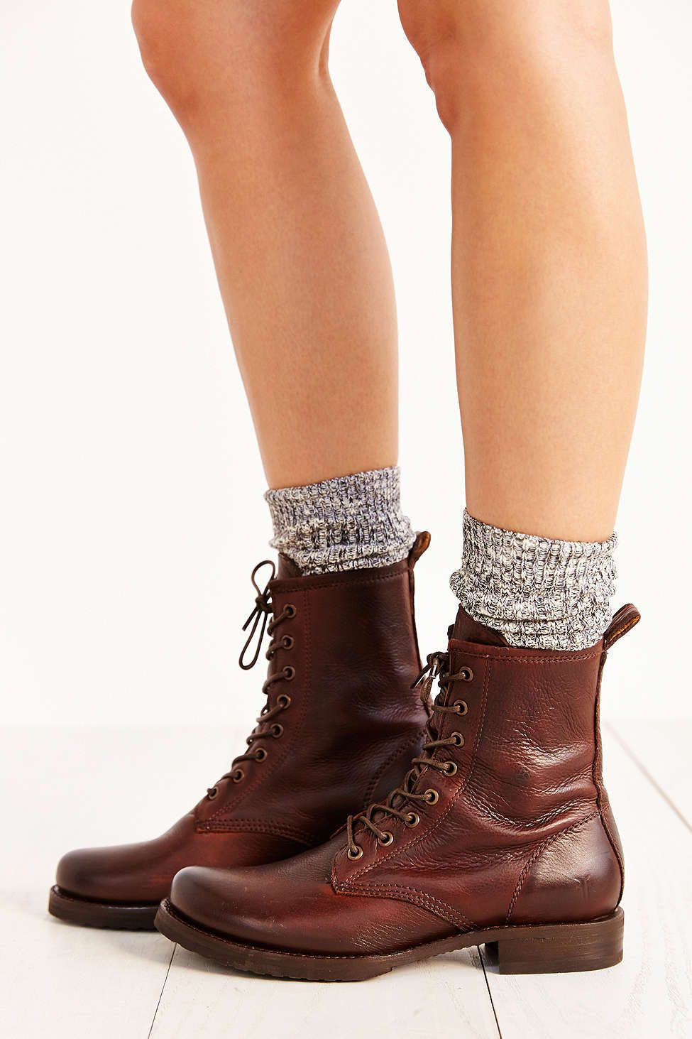 9323085ddea Frye Veronica Combat Boot | The Body Shop | Combat boots, Frye ...