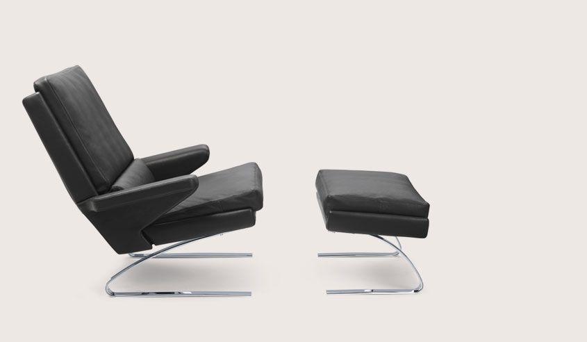 COR Swing Chair and ottoman Chairs Pinterest Wohnen - bezugsstoffe fur polstermobel umwelt knoll