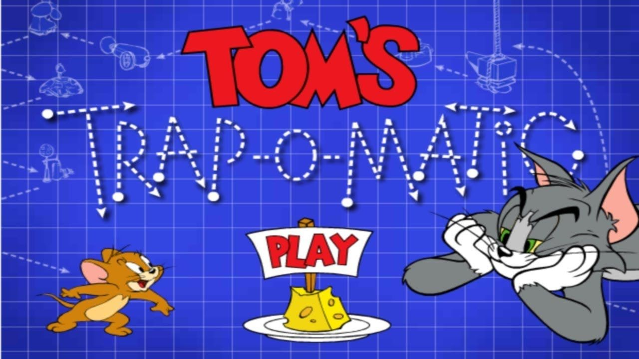 Tom and Jerry Cartoon Game play Tom & Jerry Mouse: Maze FREE