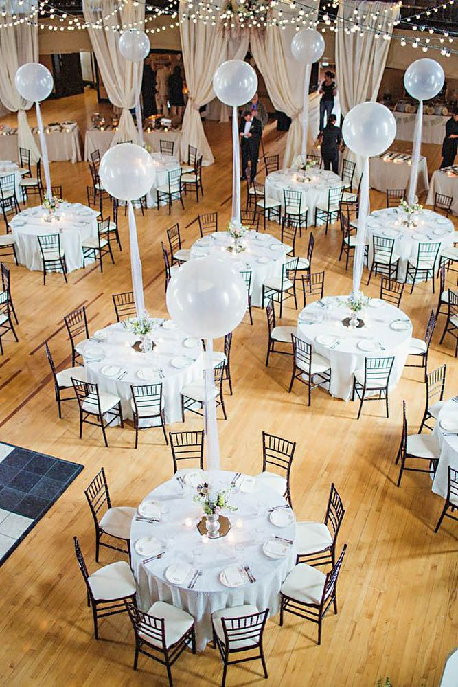 36 white wedding decoration ideas bodas de ouro ideias de 36 white wedding decoration ideas junglespirit Image collections