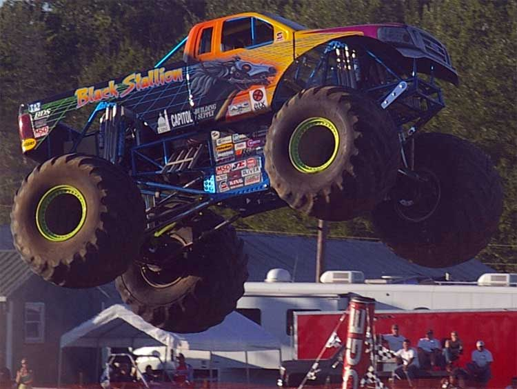The Official Website Of Monster Jam Trucks Iron Warrior Big