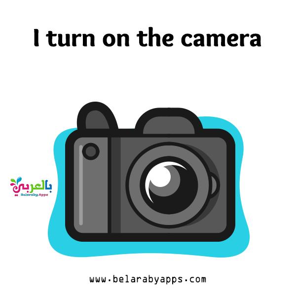 بطاقات قوانين التعلم عن بعد بالانجليزي Distance Learning Rules بالعربي نتعلم Electronic Products Gaming Logos Camera