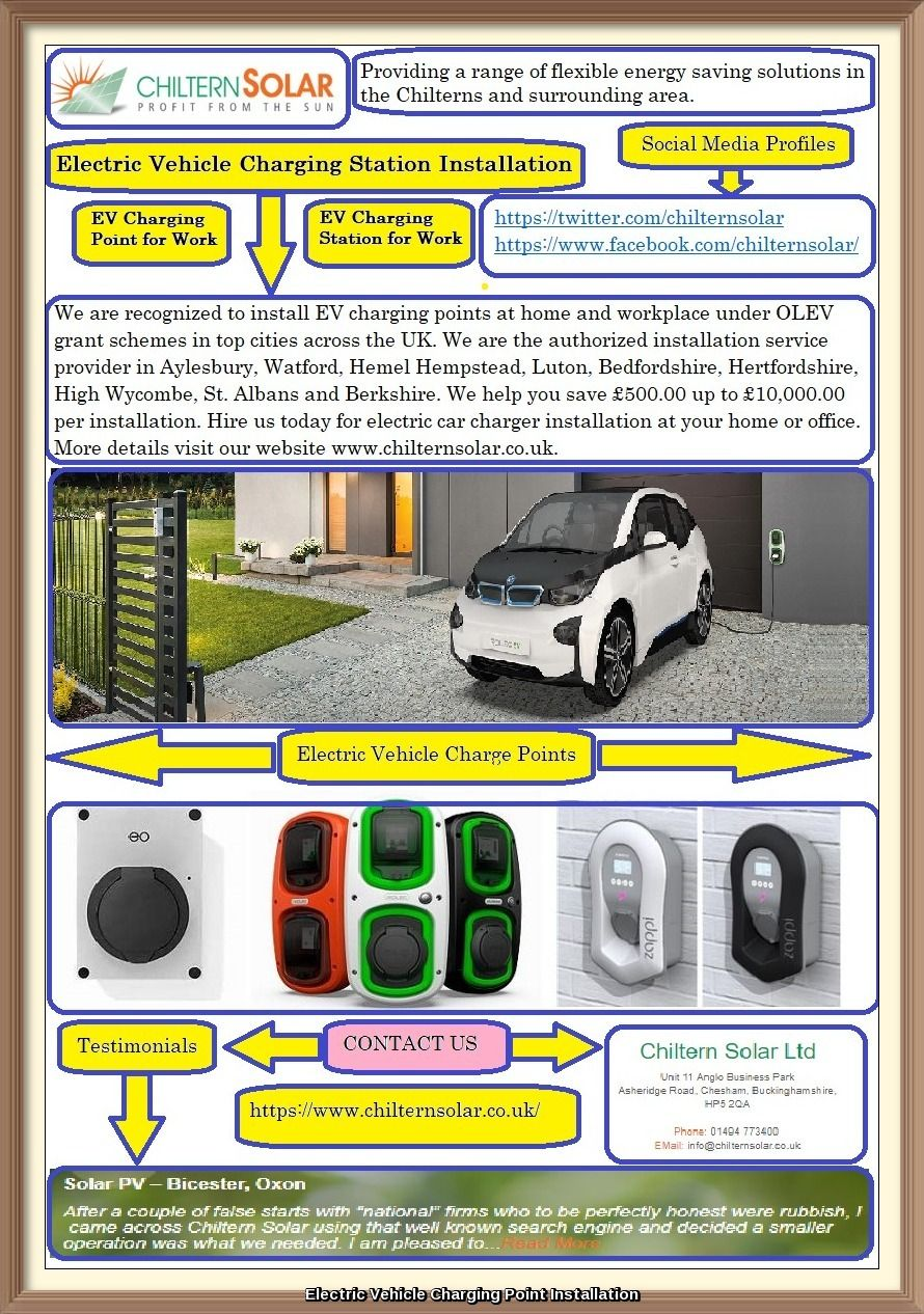 Electric Vehicle Charging Point Installation Electric Vehicle Charging Electric Vehicle Charging Station Electric Car Charger