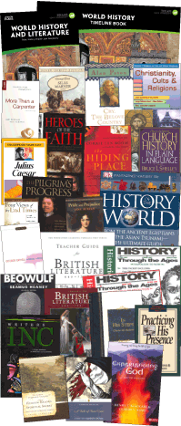 World History and Literature  Timothy's 10th grade
