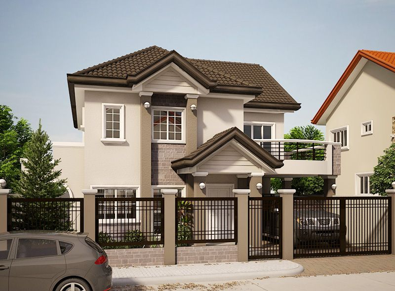Mhd 2012005 Is An Elegant And Outstanding Modern House