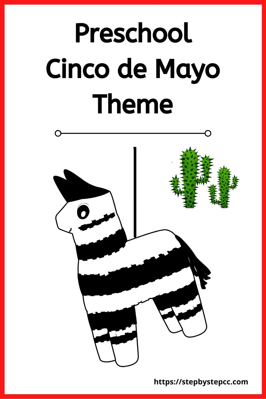 Preschool Cinco De Mayo Theme Step Kids Cinco De Mayo Songs Cinco De Mayo [ 1500 x 1000 Pixel ]