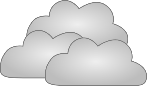 Clipart Cloud 512x512 9435 Png 512 300 Clouds Weather Chart Kids Entertainment