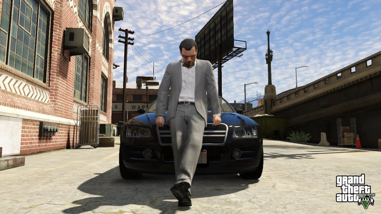 Grand Theft Auto V Ps4 Pro Gameplay Grand Theft Auto V Is An Action Adventure Game Played Fro Grand Theft Auto Grand Theft Auto Series Grand Theft Auto Games